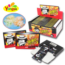 Magic Pop Mix Sweet And Sour Ginger Flavor Popping Candy