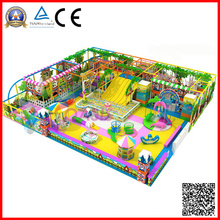 Indoor Kids playground equipamentos (TQB016CB)