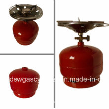 . See Larger Image Designed for Home Use Cooking or Camping 12.5kg LPG Cylinder