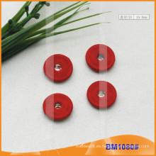 Botón de tela, botones de tela, botón de malla de tejido BM1081