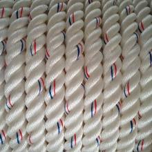 Low Cost for 8 Strand Polypropylene Rope 3 Strands Twist Polyproplene Rope supply to Ireland Manufacturers