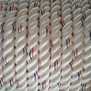 Massive Selection for China Polypropylene Rope, 8 Strand Polypropylene Rope, PP Polypropylene Rope, 3 Strand Polypropylene Rope Manufacturer 3 Strands Twist Polyproplene Rope supply to Guinea-Bissau Manufacturer