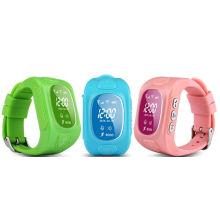 GPS personal con botón SOS, llamadas rápidas, monitoreo, voz, cercado geográfico (WT50-KW)