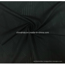 Black Printed Garment Swimwear Fabric (HD2201054)