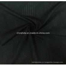 Tecido Impresso Preto Swimwear Vestuário (HD2201054)