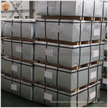 2016 Hot Selling T3 BA 2.8 / 5.6gsm dourado lacado Metal Tinplate eletrolítico