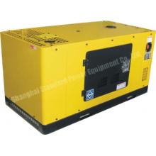 160kw Standby / CUMMINS /, tragbar, Baldachin, CUMMINS Motor Diesel Generator Set