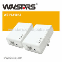 200Mbps powerline adapters with AC pass through, powerline ethernet adapter,PL500A1 powerline adapter