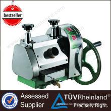 Gute Qualität Industrielle elektrische tragbare Zuckerrohr-Juicer-Maschinerie