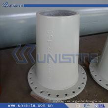 Thich износостойкая стальная труба для дноуглубительных работ (USC-7-002)