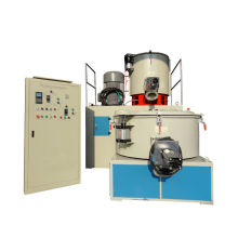 500/1000L High and Low Speed PVC Resin Vertical Mixing Machine Blender Unit Plastic Powder Heating and Cooling Mixer Calendering Production Line
