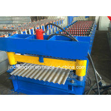 Low Price Corrugated Metal Roofing Roll Former