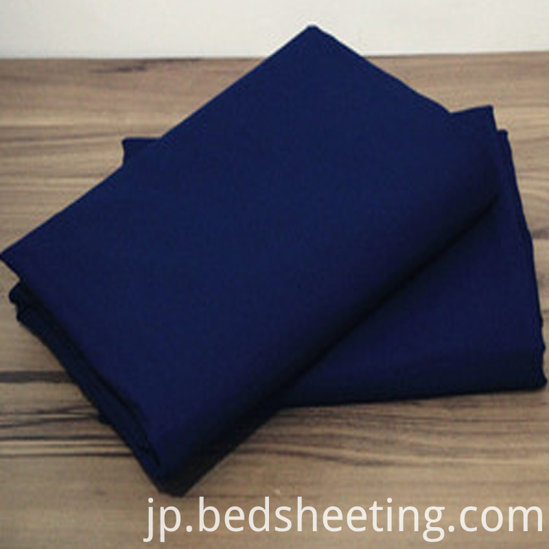 Navy Vat Dyed Drape Sheets