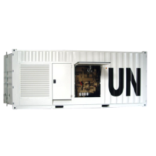 Container Type Diesel Generator Set