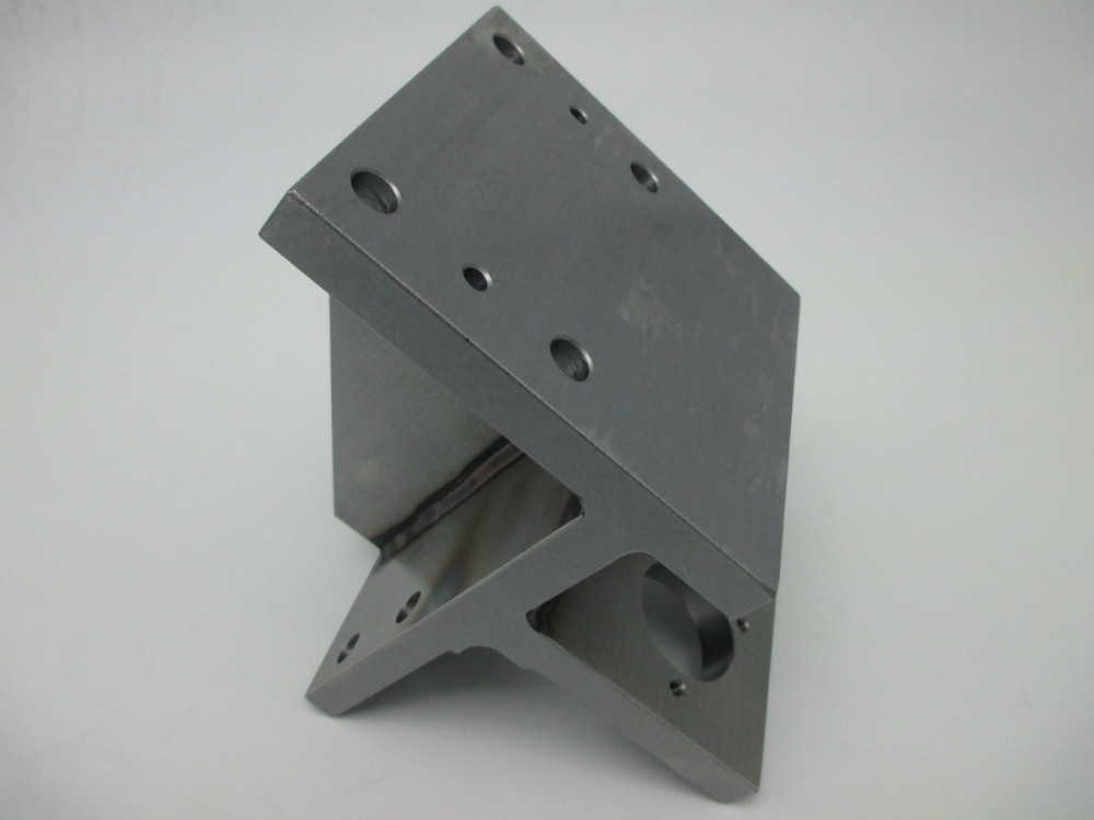 SS400 CNC Welding Machining Components