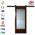 Overlap Glass System Door Hardware Interior Sliding Door