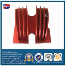 Aluminum Products CNC Milled Heat Sinks (WKC-430)