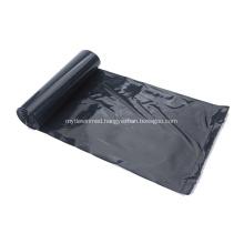 Black Color Polyethylene Trash Bag