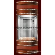 Безопасная низкая цена панорамного лифта в Китае (JQ-A002)