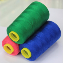 100% Polyester Spun Yarn Sanbang 40s/2 3000y Sewing Thread
