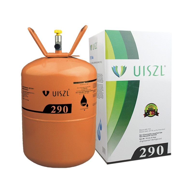 New environmental friendly refrigerants R290