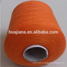 100% cashmere máquina de tricô de fios de lã