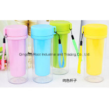 Double Wall Plastic Travel Cups