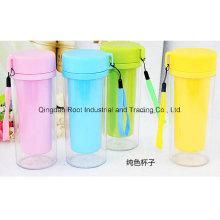 Двойной Стенкой Чашки Пластиковые Путешествия