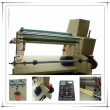 Xw-801A Double Side Tissue fita rebobinamento máquina