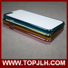 Mobile Phone Accessories Sublimation Metallic Phone Cover for iPhone 6