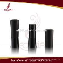 63LI20-2 Black Empty Lipstick Container Plástico