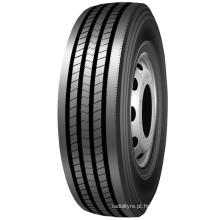 Pneus de caminhão semi-atacado com pneus não usados aprovados por pontos nos Estados Unidos