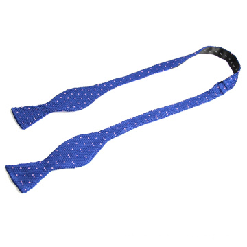 Oem Custom Design Embroidered Cheap bow tie