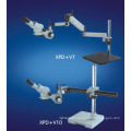 Flexible Moving Articulated Arm Stereo Zoom Boom Stand Stereo Microscope