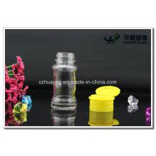 Kitchenware Empty 50ml 90ml Tablet Salt Glass Bottles