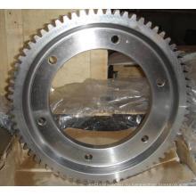 Подгонянная сталь сплава CNC подвергая механической обработке шестерни по чертежам