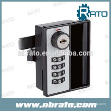 RD-127 4 digital combination lock with handle