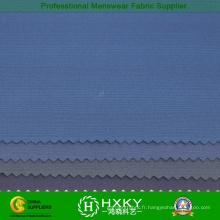Tissu de pongé de polyester avec la couleur de gradient pour des vestes