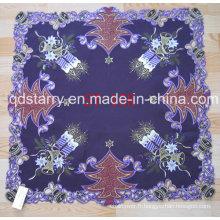 Tissu de table de Noël Purpule Color St158