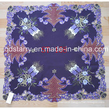 Christmas Table Cloth Purpule Color St158