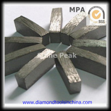 Diamond Segment for Cutting Granite