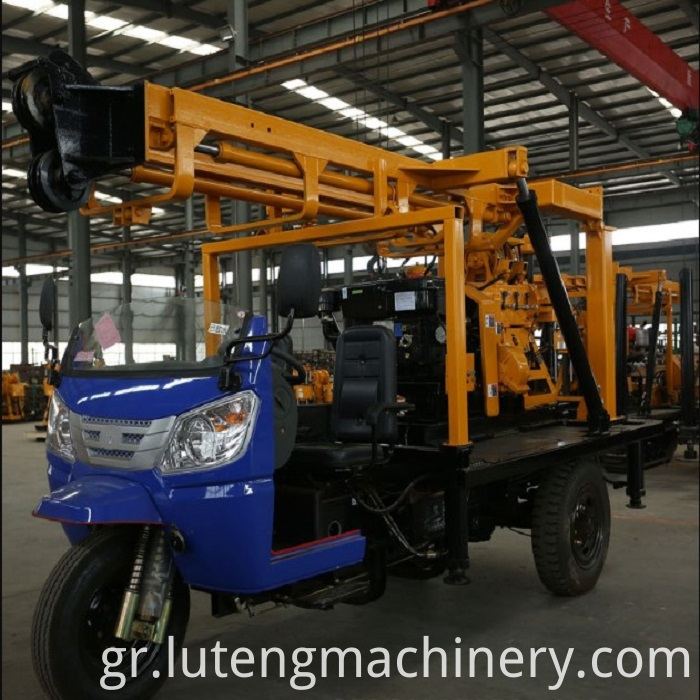 Quality Water Well Drilling Rig