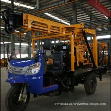 LKW-montierter hydraulischer Bohrer
