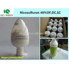 Продукт защиты растений / Nicosulfuron sc, nicosulfuron 40% OF, 40% DC, 40% SC / 40g / L OD гербицид -lq