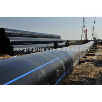 High quality polyethylene pipe for water supply