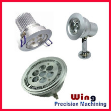 customized die cast led high bay light parts for OEM