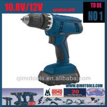 Herramientas eléctricas QIMO Professional QM1007 12V Single / Double Speed Cordless Drill