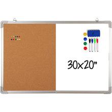 Benutzerdefinierte Kombination magnetische Whiteboard Bulletin Board Set