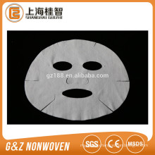 nonwoven microfiber facial mask sheets white mask sheet