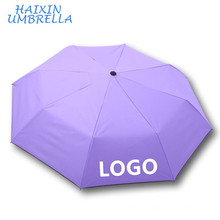 Lady Sun Goood Quality Sales Promotion Gift Custom Design Printing Company Logo Small Standard Size Summer Umbrella Windproof